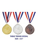 Medals (Table Tennis)