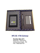 Personalized Notebook Combo Set Of 3 (HPC-CG-1708