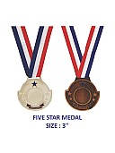 Medals (5 star)