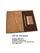 Personalized Notebook Combo Set Of 3 (HPC-CG-1709