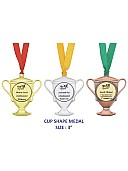 Medals (Cup shape)