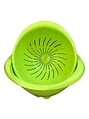 Oval Bowl With Colander