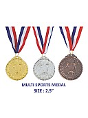 Medals (Multi sports)