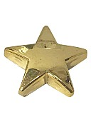 Plastic trophy part Star